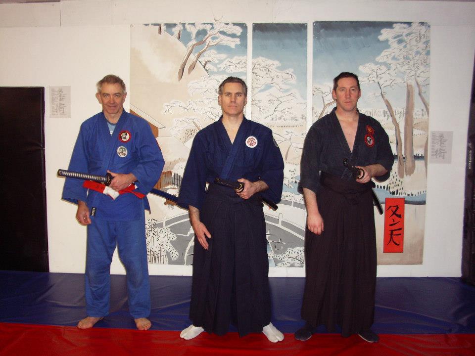 Ju-Jitsu Instructors